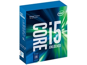 Intel Core i5 7600K Unlocked 3.8GHz 7th Gen CPU