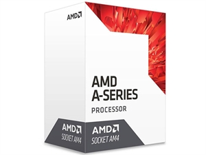 AMD A8-9600 Quad Core AM4 3.1GHz APU Processor - AD9600AGABBOX