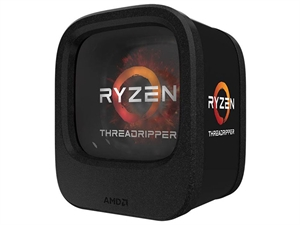 AMD Ryzen Threadripper 1950X 16 Core TR4 CPU (No CPU Cooler)  - YD195XA8AEWOF