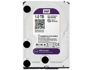 """Western Digital Purple 1TB 3.5"""" Hard Drive - WD10PURX"""