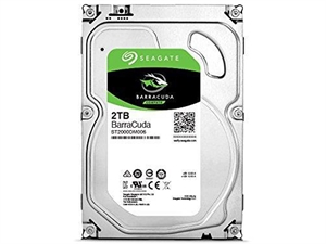 Seagate Barracuda 2TB 3.5'' Hard Drive - ST2000DM006