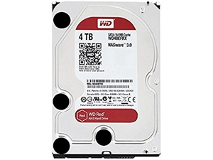 "Western Digital Red 4TB 3.5"" Internal Hard Drive - WD40EFRX"