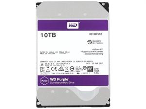 """Western Digital Purple 10TB 3.5"""" Hard Drive - WD100PURZ"""