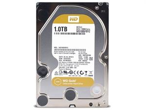 "Western Digital Gold 1TB 3.5"" Data Center Hard Drive - WD1005FBYZ"