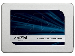 "Crucial MX300 2TB 2.5"" SSD - 9.5mm Adapter"
