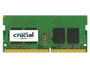 Crucial 4GB  DDR4 2133MHz CL15 SODIMM RAM
