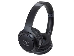 Audio-Technica ATH-S200BT Wireless Over-Ear Headphones - Black