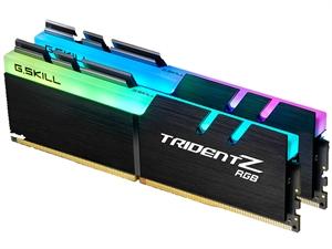 G.Skill Trident Z RGB 16GB (2x8GB) CL15 2400MHz DDR4 Desktop RAM