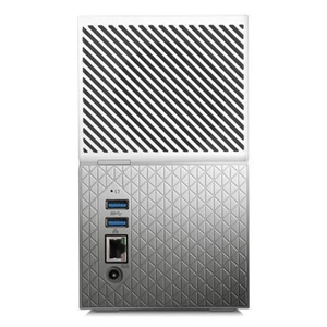 Western Digital WD My Cloud Home Duo 4TB (2TB Usable) Personal Cloud Storage