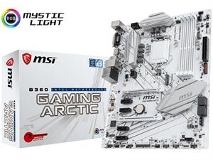 MSI B360 Gaming Arctic Intel 8th Gen Motherboard