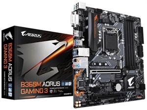 Gigabyte B360M AORUS Gaming 3 Intel 8th Gen Motherboard