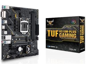 ASUS TUF H310M-PLUS Gaming Intel 8th Gen Motherboard