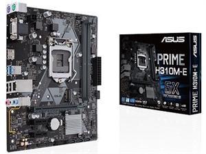 ASUS Prime H310M-E Intel 8th Gen Motherboard