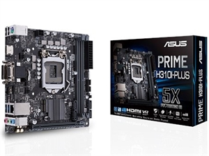 ASUS Prime H310I-PLUS Intel 8th Gen ITX Motherboard