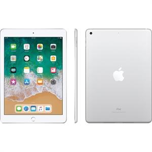 """Apple iPad 9.7"""" Tablet 128GB WiFi - Silver(6th Gen. 2018)"""
