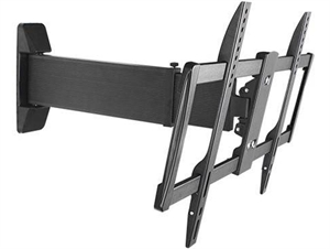 """Brateck Slim Sliding TV Wall Mount for most 37""""-70"""" Curved/Flat TVs"""