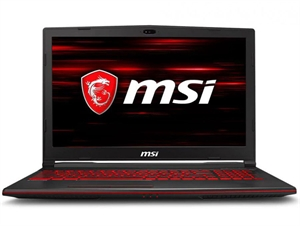 "MSI GL63 8RC-043AU 15.6"" FHD Intel Core i7 Gaming Laptop"