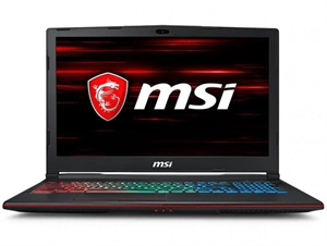 "MSI GP63 8RD-042AU 15.6"" FHD Intel Core i7 Gaming Laptop"