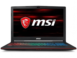 "MSI GP63 8RE-094AU 15.6"" FHD Intel Core i7 Gaming Laptop"
