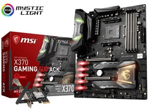 MSI X370 Gaming M7 ACK AMD AM4 Motherboard