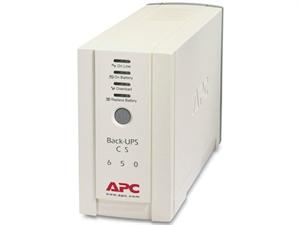 APC Back-UPS AC230V 650VA 4 Output UPS
