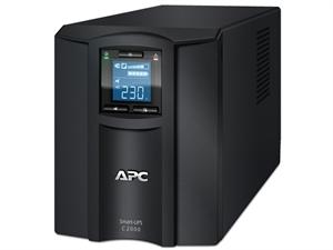 APC Smart-UPS C 2000VA LCD 230V UPS