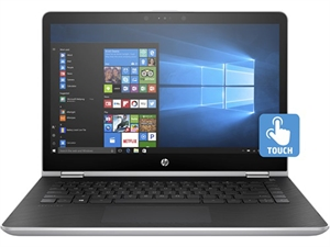 "HP Pavilion X360 14-BA128TX  14"" FHD Touch Intel Core i7 Laptop"