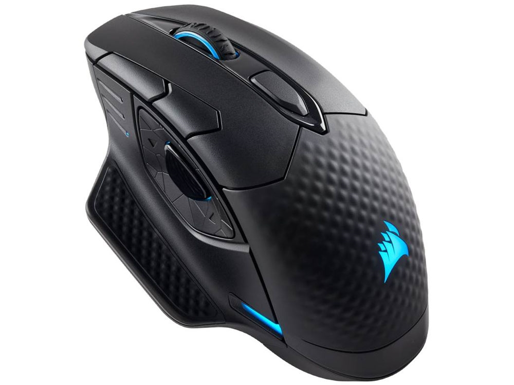 corsair dark core rgb se performance wired wireless gaming mouse ch 9315111 ap centre com. Black Bedroom Furniture Sets. Home Design Ideas