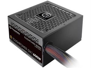 Thermaltake Toughpower GX1 Series 600W 80+ Gold Certified APFC Power Supply