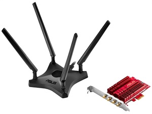 ASUS AC88 Dual Band AC3100 Wireless PCIE Adapter