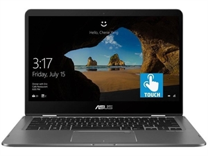 ASUS Zenbook UX461UN 14''FHD Touch Core i5  8th Gen Laptop - Grey