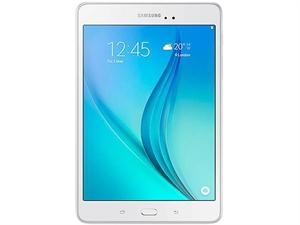 "Samsung Galaxy Tablet A 8.0"" 16GB LTE (4G) - White"