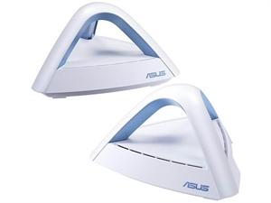 ASUS Lyra Trio AC1750 Dual Band Mesh Wi-Fi System - 2 Pack