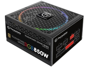 Thermaltake Toughpower Grand RGB 850W Gold Power Supply - RGB Sync Edition