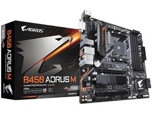 Gigabyte GA-B450 AORUS M AM4 mATX Motherboard