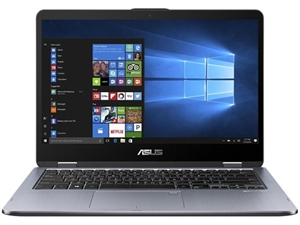 ASUS Vivobook Flip TP410UA 14'' FHD Touch Intel Core i3 Laptop - Grey