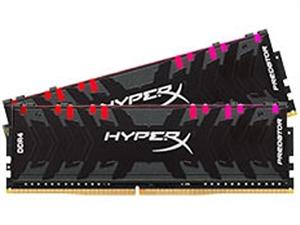 Kingston HyperX Predator RGB 16GB (2x8GB) DDR4 3200MHz Desktop RAM