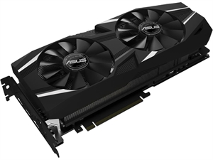 Asus Dual GeForce RTX 2080Ti Advanced Edition Graphics Card