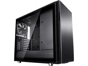 Fractal Design Define R6 Blackout Tempered Glass