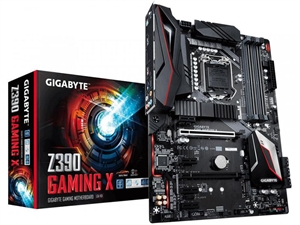 Gigabyte Z390 Gaming X Intel 8th/9th Gen Motherboard