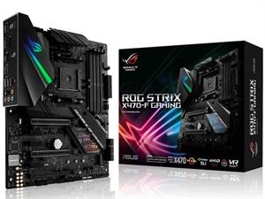 ASUS ROG Strix X470-F AMD AM4 ATX Gaming Motherboard