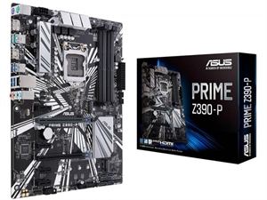 ASUS Prime Z390-P Intel 8th/9th Gen Motherboard