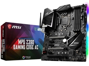 MSI MPG Z390 GAMING EDGE AC Intel 8th/9th Gen Motherboard