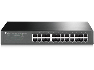 TP-Link 24-Port Gigabit Desktop/Rackmount Unmanaged Switch