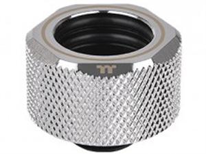 Thermaltake Pacific C-PRO G1/4 PETG Tube 16mm OD Compression - Chrome