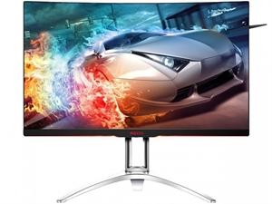 """AOC AG322QC4 31.5"""" Curved Full HD Low Blue LED Monitor"""