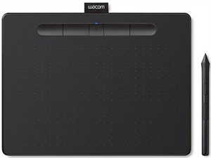 Wacom Intuos Medium Bluetooth - Black