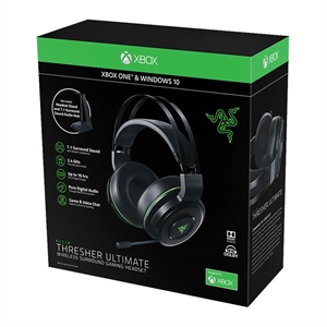 Razer Thresher Ultimate Wireless Surround Gaming Headset - Xbox One/PC