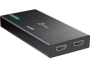 J5create HDMI to USB Game Capture Station