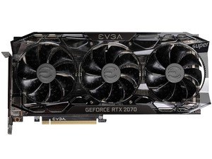 EVGA GeForce RTX 2070 Super FTW3 Ultra 8GB GDDR6 Graphics Card